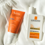 AVÈNE SUNSCREEN EMULSION FACE SPF50+, LA ROCHE-POSAY Anthelios XL SPF 50+ Ultra Light 50 mL